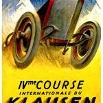 """Klausen Race ~ Vintage Automobile Advertisements"" by Johnny-Bismark"