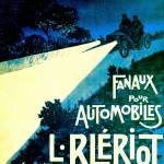 """Automobile Headlamp ~ Vintage French Advertisement"" by Johnny-Bismark"