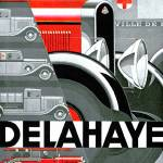 """Delahaye ~ Vintage Automobile Advertisement"" by Johnny-Bismark"