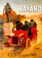 Clément-Bayard ~ Vintage Automobile Advertisement