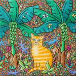 """Plantation Cat I"" by AmandaWhite"