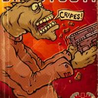Shootout! Art Prints & Posters by Matthew Laznicka