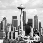 """Downtown Seattle"" by ricktakagi"
