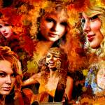"""""Tribute to Taylor Swift"" by Martoni"" by MartoniStudios"