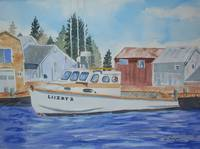 Lobster Tourist Boat