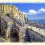"""""""In El Morro, San Juan, Puerto Rico"""" by aeAmador"""