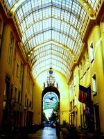 Transylvania Oradea The Black Eagle Passage