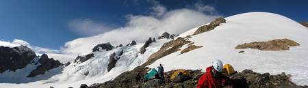 High Camp Pano