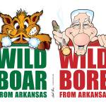"""Wild Boar from Arkansas - Clinton"" by ChuckClore"