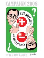 Huckabee Play Your Cards Right