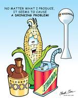 Drinking Problem: Ethanol & Alcohol Corn