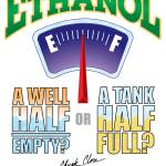 """Ethanol A Tank Half Full"" by ChuckClore"