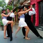 """Tango in La Boca, Argentina"" by jbjoani2"