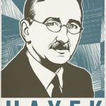 """Hayek"" by libertymaniacs"