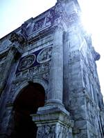 Arch of Constantine/ Colosseum