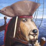 """""""A Doodle on the High Seas"""" by dianomite"""