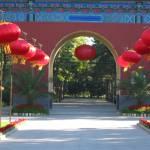 """""""Red Lanterns Hanging"""" by ChinaShutterBug"""