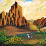 """""""arizona desert"""" by kjgordon"""