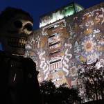 """""""Dia de los Muertos at UNAM"""" by moravec"""