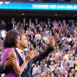 """Barack and Michelle Obama"" by moravec"