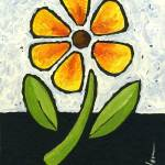 """Yellow Flower"" by JanetNelson"