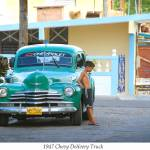 """1947 Chevy Delivery Truck"" by JeffStephenson"