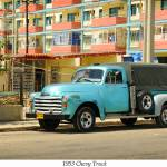 """1953 Chevy truck"" by JeffStephenson"