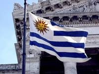 Uruguayan National Flag
