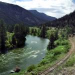 """Tracks along the Rio Grande"" by LFK797"