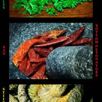 Bitchen Kichen Art Prints & Posters by Dan Macmillan