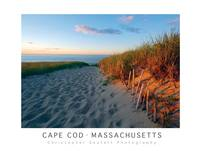 Iconic Cape Cod Poster