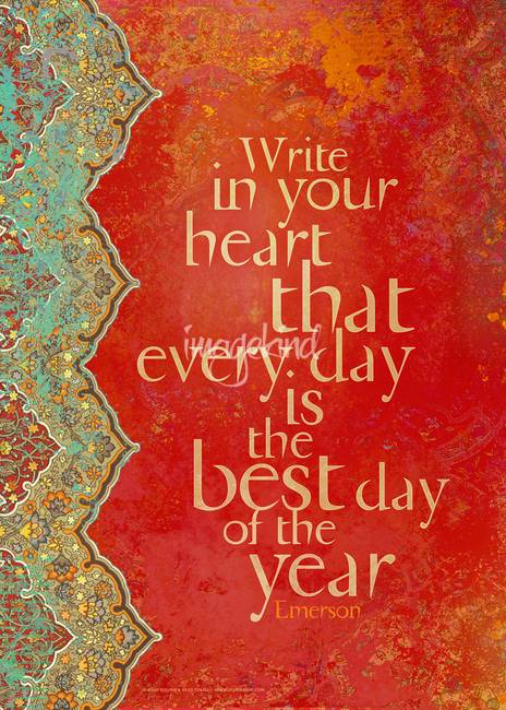 Write in Your Heart...