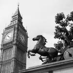 """Big Ben and Boadicea"" by Kerridwen2000"