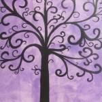 """""""Swirly Tree"""" by ChristyWilcox"""