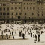 """A stroll in the Piazza"" by mjphotography"