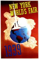Vintage 1939 New York World's Fair