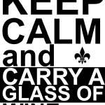 """""""Keep Calm"""" by TuesdayMoon"""