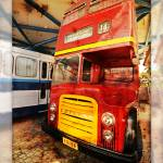 """""""Double Decker Bus"""" by Charuhas"""