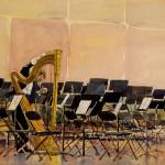 """""""The Harp Tuner"""" by WilliamDunn"""
