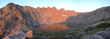 Upper Tuhare Lake, Holy Cross Wilderness, Colorado