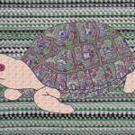 """Patchwork Tortoise"" by katien"