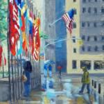 """Rockefeller Plaza"" by CandaceVlcek"