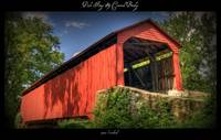 Poole Forge Covered Bridge