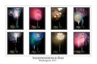 Independence Day Poster - Washington, DC