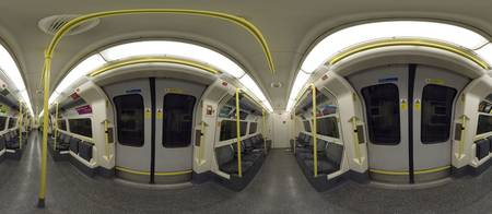 London Tube Panorama
