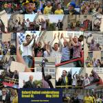 """OXFORD UNITED F.C CELEBRATIONS MONTAGE."" by oxpix"