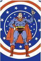 Peace is Super, Man!