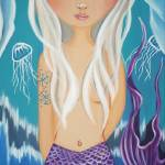 """""Arctic Mermaid"""" by artbyjaz"