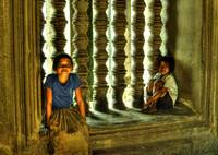 The Keepers of Angkor Wat