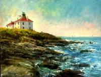 Beavertail Light, Jamestown, RI
